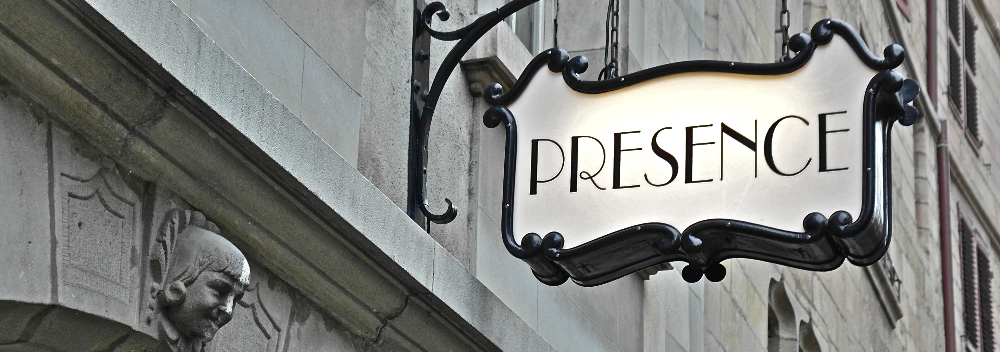 presenceaudio logo