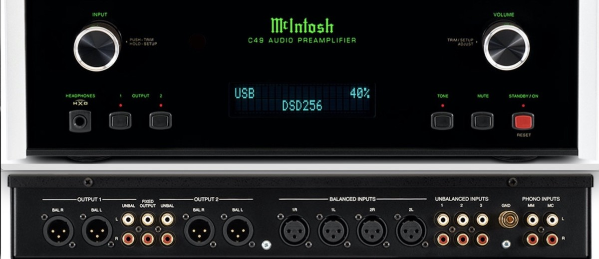 Mc Intosh C49